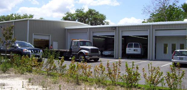 Collision Repair Leesburg, FL